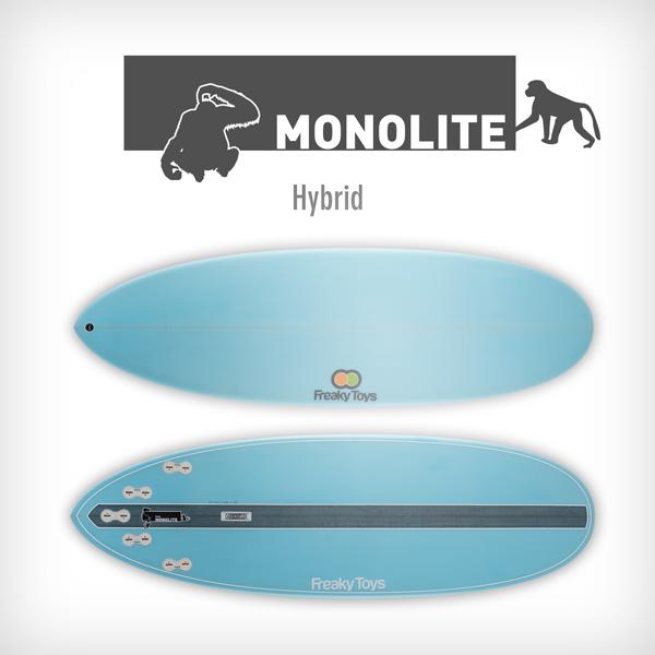 Monolite Hybrid