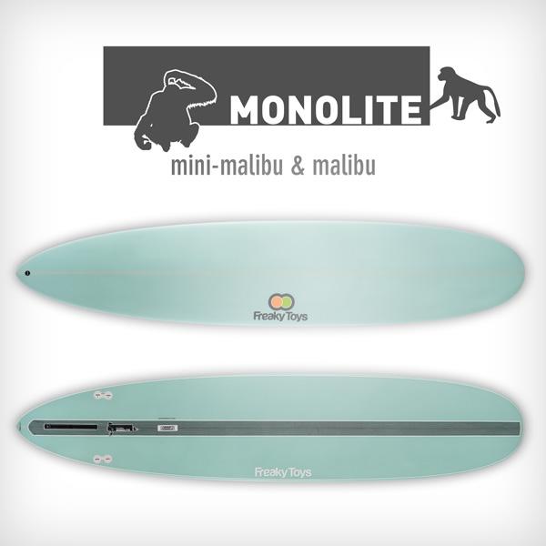 Monolite Minimal & Malibu