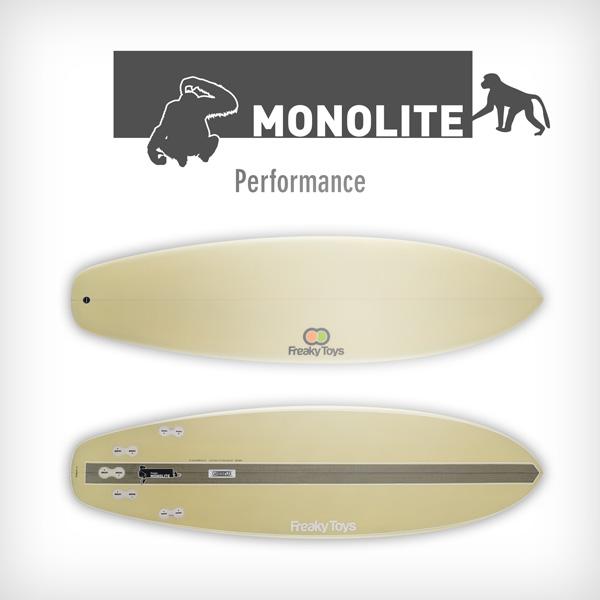 Monolite Performance