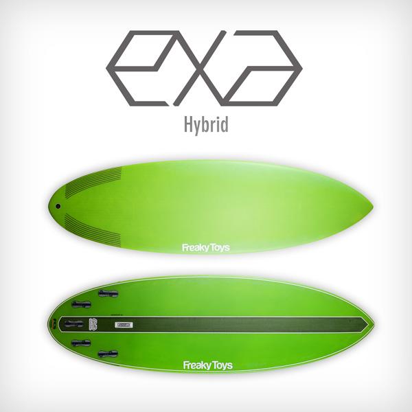 EXA hybrid